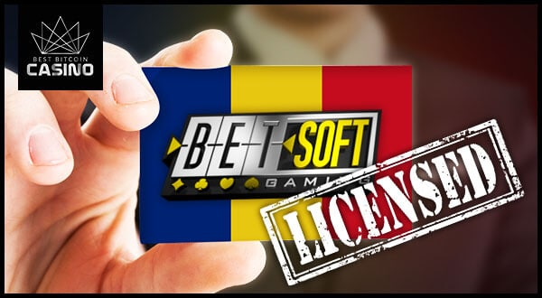 Romanian Regulator Awards Game Developer Betsoft Class II License