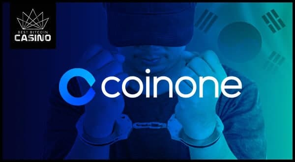 Korean Crypto Exchange Coinone Faces Illegal Gambling Charges