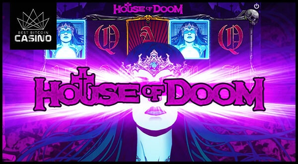Play'n GO Draws Bettors and Metal Fans in House of Doom Slot