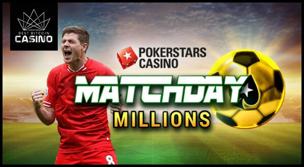 PokerStars Embraces World Cup Fever with Matchday Millions
