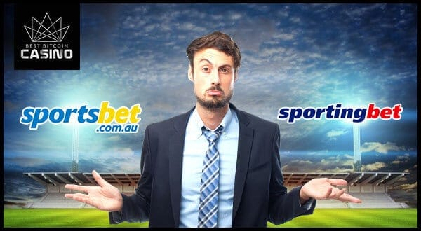 Crownbet to Rebrand as Sportingbet, Rival Sportsbet Calls Foul