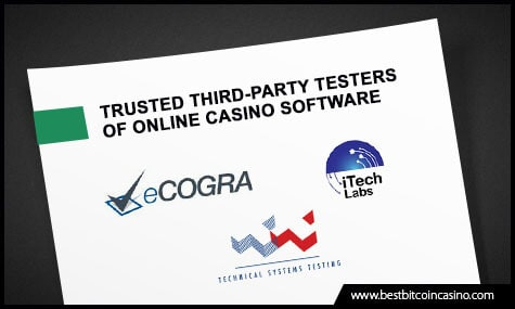 Third-Party Testers