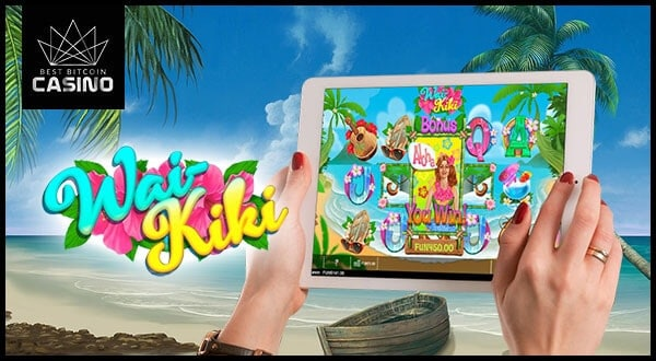 Iron Dog's New Wai-Kiki Slot Brings Players to Tropical Hawaii