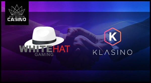 White Hat Gaming Welcomes New Online Gaming Site Klasino