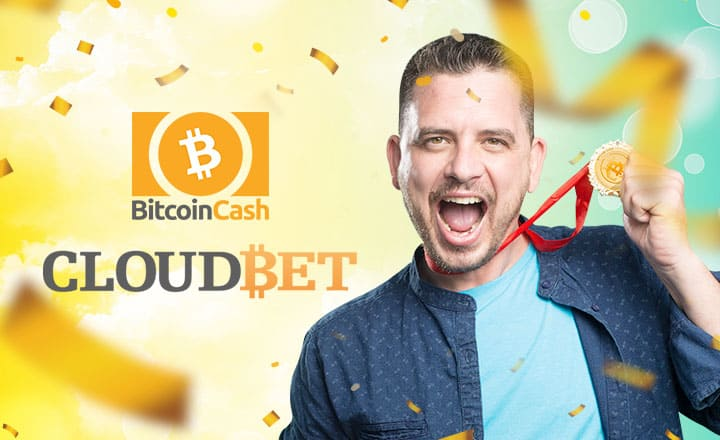 "Cloudbet's ""Bitcoin Cash Birthday Bash"" Awards Double the BCH Deposit"