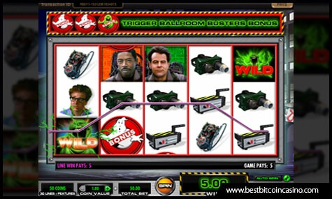 IGT's Ghostbusters Slot