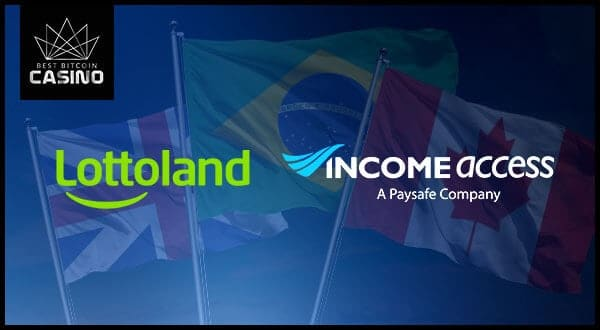 Income Access to Help Expand Lottoland Brand in New Affiliate Deal