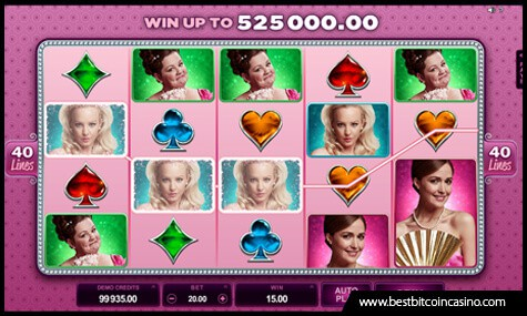 Microgaming's Bridesmaids Slot