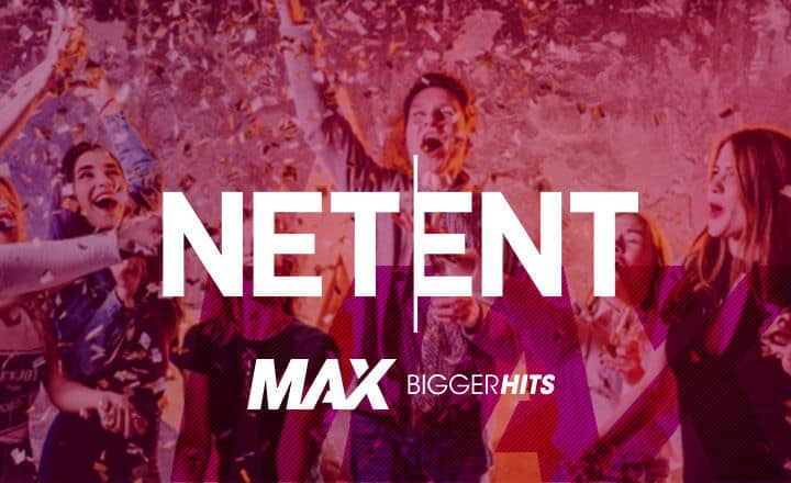 NetEnt Spices up Its Gaming Library with MAX Slots
