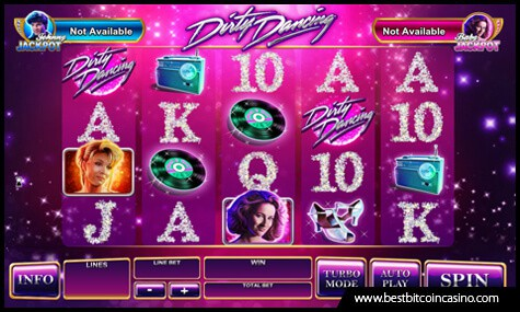 Playtech's Dirty Dancing Slot