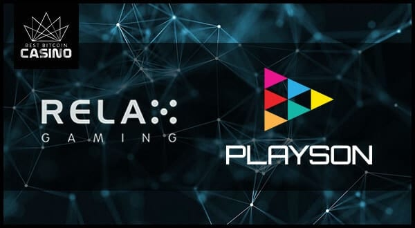 Relax Gaming Signs Deal to Distribute Playson-Developed Games