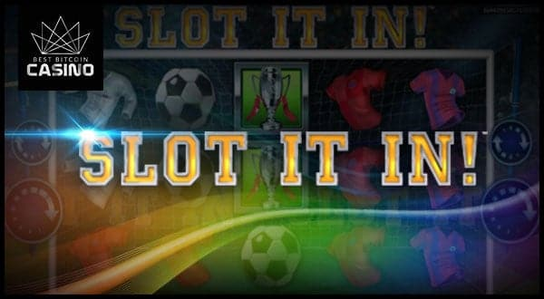 Kick-Off with Realistic Games' Slot It In!