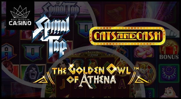 New Online Casino Slots Released With Exciting & Unique Bonus Features