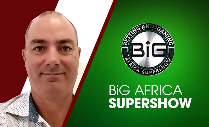 BiG Africa Supershow 2018 Talks with Sean Coleman