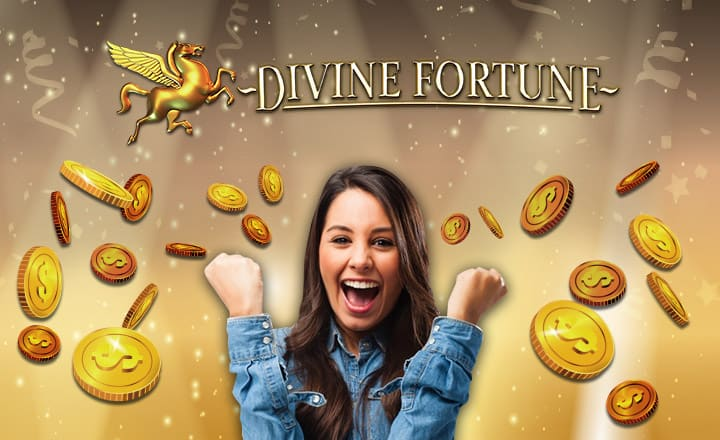 Lucky Bettor Joins List of NetEnt's Divine Fortune Winners