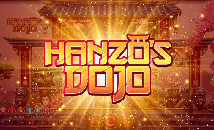 Experience Ancient Japan on Hanzo's Dojo Slot by Yggdrasil