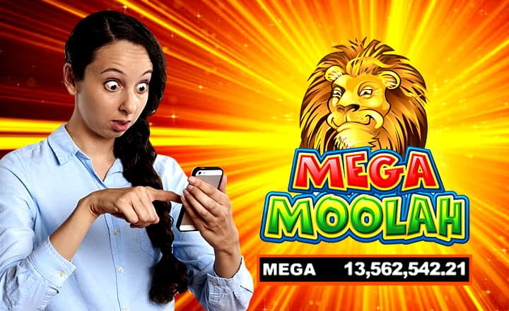 Mega Moolah's Jackpot Reaches 13.5M, Could be 2nd Highest Ever