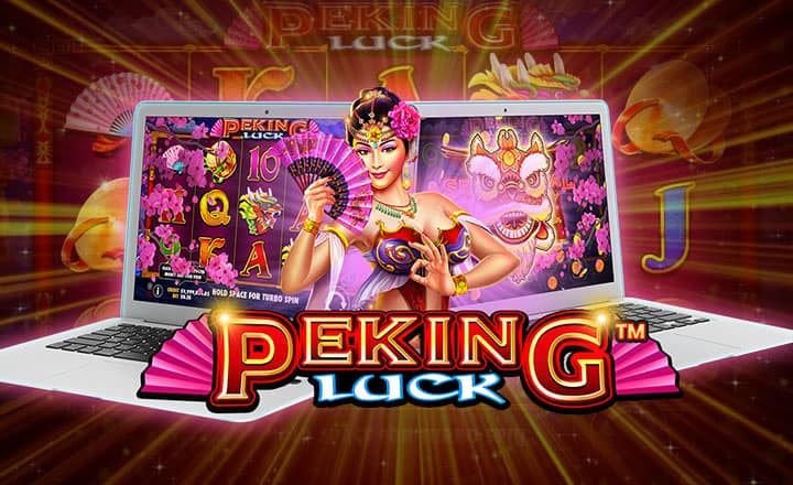 Good Fortune Awaits on Pragmatic Play's Peking Luck Slot