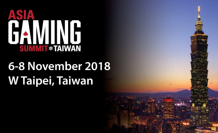 Asia Gaming Summit Taiwan 2018