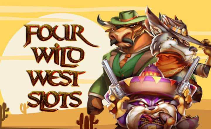 Shoot for Huge Wins on These Wild West-Themed Online Slots
