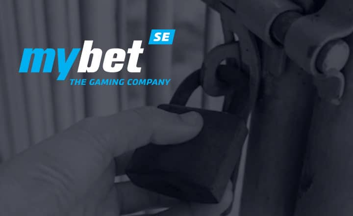 Debt-Ridden Mybet 'Pauses' Sportsbook and Casino Operations