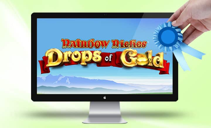 SG Digital's Rainbow Riches Drops of Gold Could Be Game of 2018, Here's Why