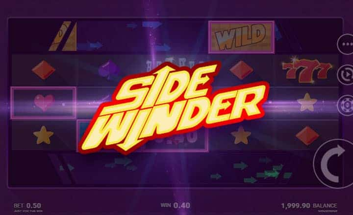 Exciting Feature Stars in Microgaming's Exclusive Sidewinder Slot