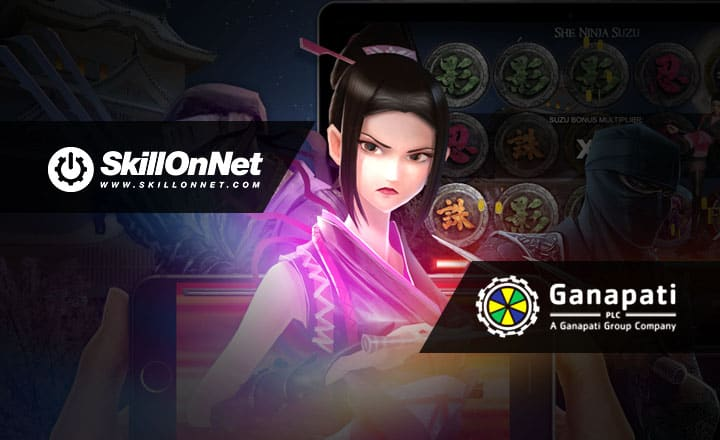 Japanese-Themed Slots from Ganapati Are Coming to SkillOnNet