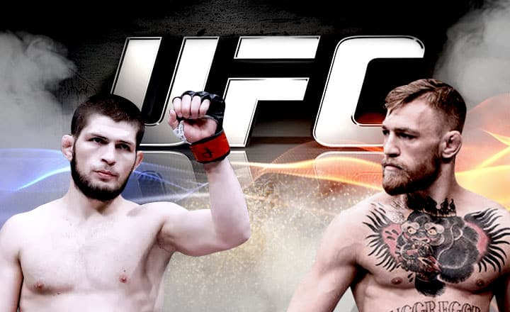 UFC 229 Nurmagomedov vs. McGregor: Two Styles, One Epic Fight
