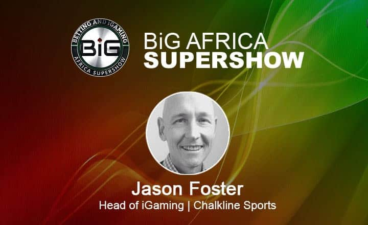 BiG Africa Speaker Interview - Jason Foster