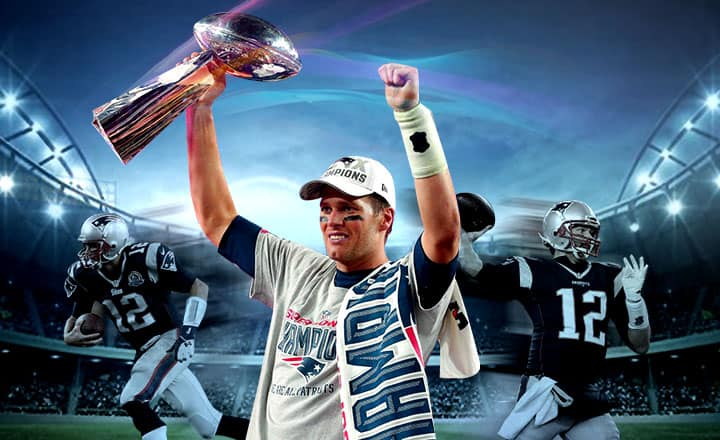 3 Epic Super Bowl MVP Performances from Patriots' Tom Brady