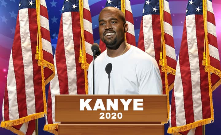 Pres. Kanye West? Bookies Think Rapper Can Win 2020 Polls, but With a Catch