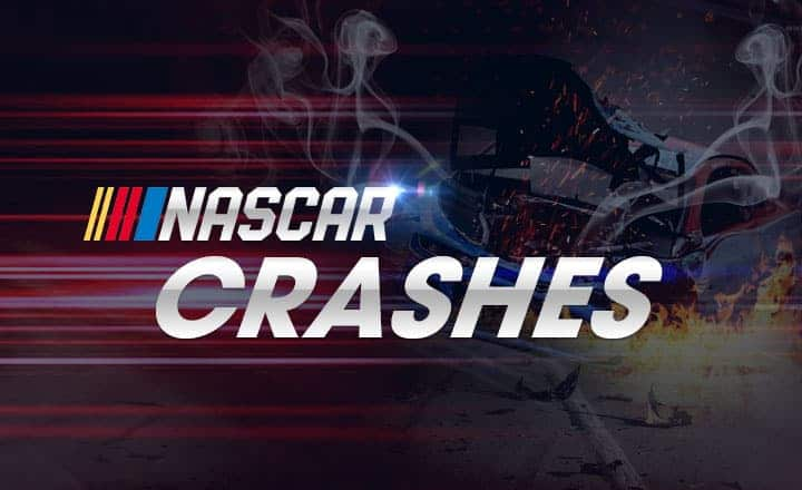3 of the Most Spectacular NASCAR Crashes This Season