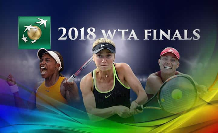 Who Will Win the 2018 WTA Finals Singles? 3 Online Bookies Weigh in