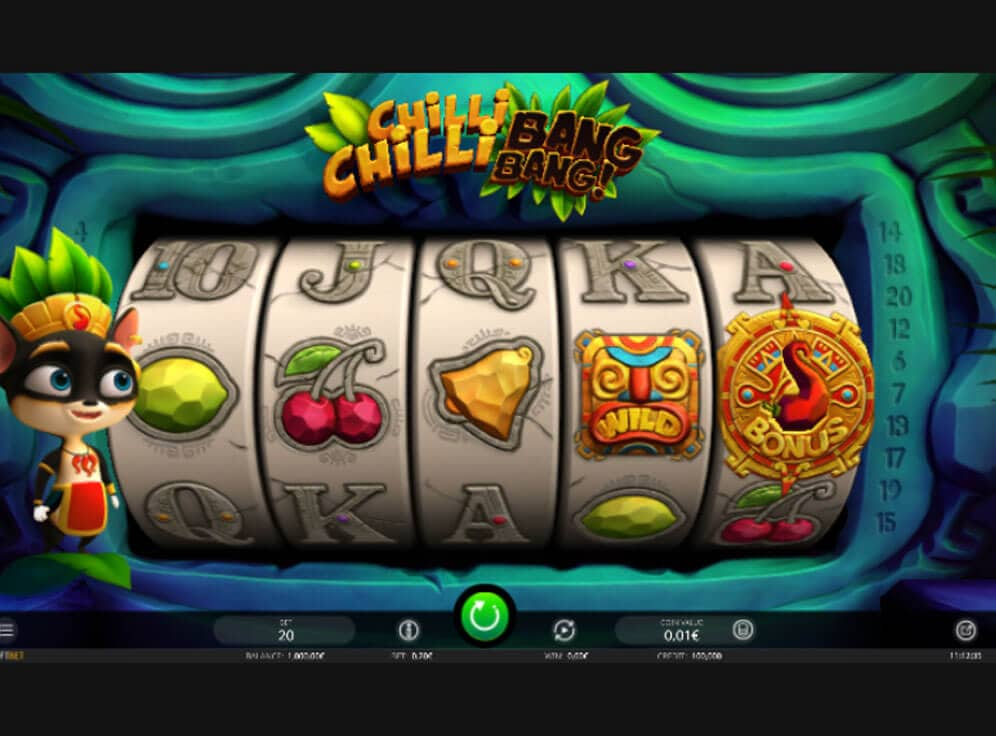 Chilli Chilli Bang Bang Slot #2