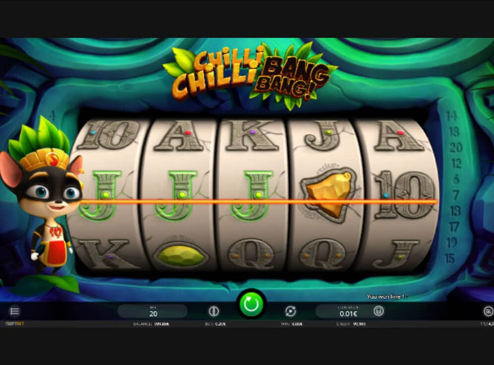 Chilli Chilli Bang Bang Slot #0