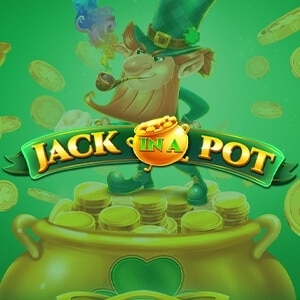 Jack in a Pot Slot Logo
