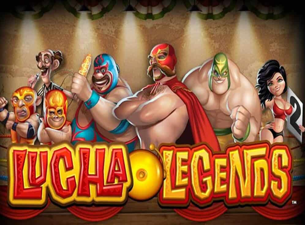 Lucha Legends Slot #0