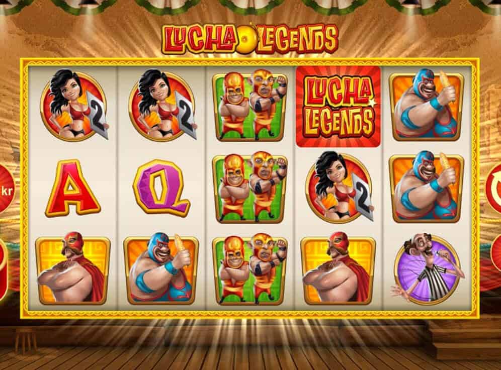 Lucha Legends Slot #2