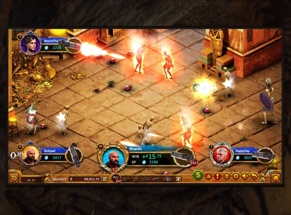Max Quest: Wrath of Ra Slot #1