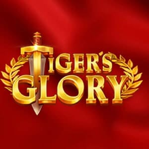 Tiger's Glory Slot Logo