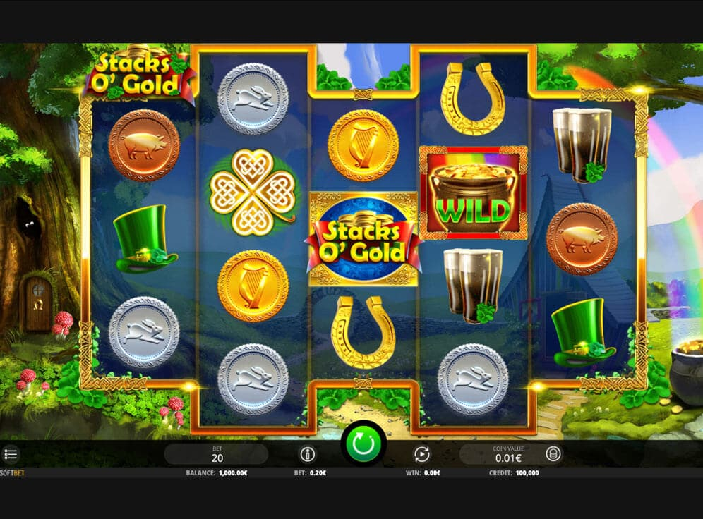 Stacks O' Gold Slot #2