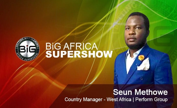 BiG Africa Speaker Interview - Seun Methowe