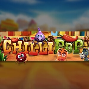 ChilliPop Slot Logo