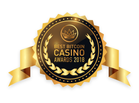 Best Bitcoin Casino Awards 2018