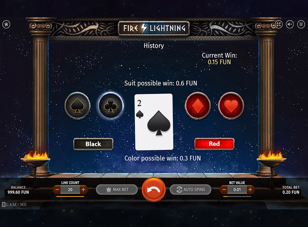 Fire Lightning Slot #2
