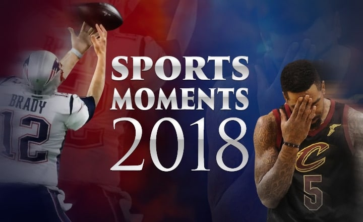 5 Viral Sporting Moments That Filled up Social Media in 2018