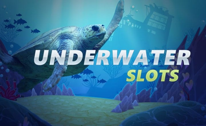 Dive for Hidden Treasures in These 3 Underwater-Themed Slots