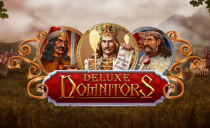 BGaming Offers You Great Prizes Day and Knight with Domnitors Deluxe!