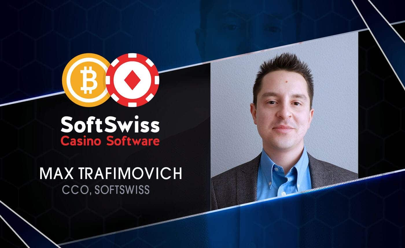 ICE London 2019 Interview with Max Trafimovich, CCO of SoftSwiss